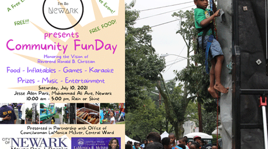 Support Community FUNDAY